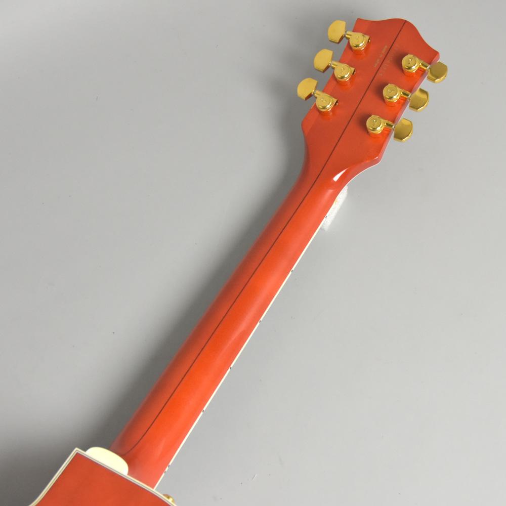 G6120T Players Edition Nashville【ビビット南船橋店アウトレット】のヘッド裏-アップ画像