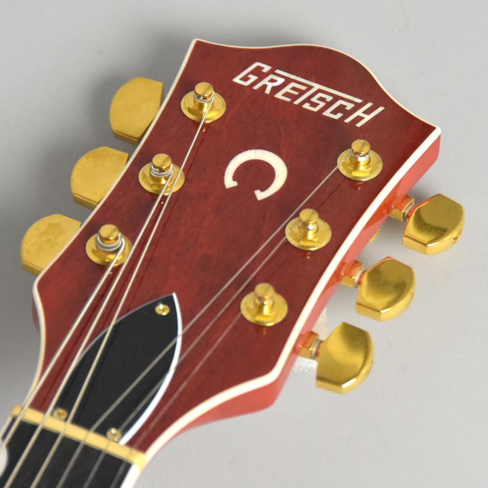 G6120T Players Edition Nashville【ビビット南船橋店アウトレット】のヘッド画像