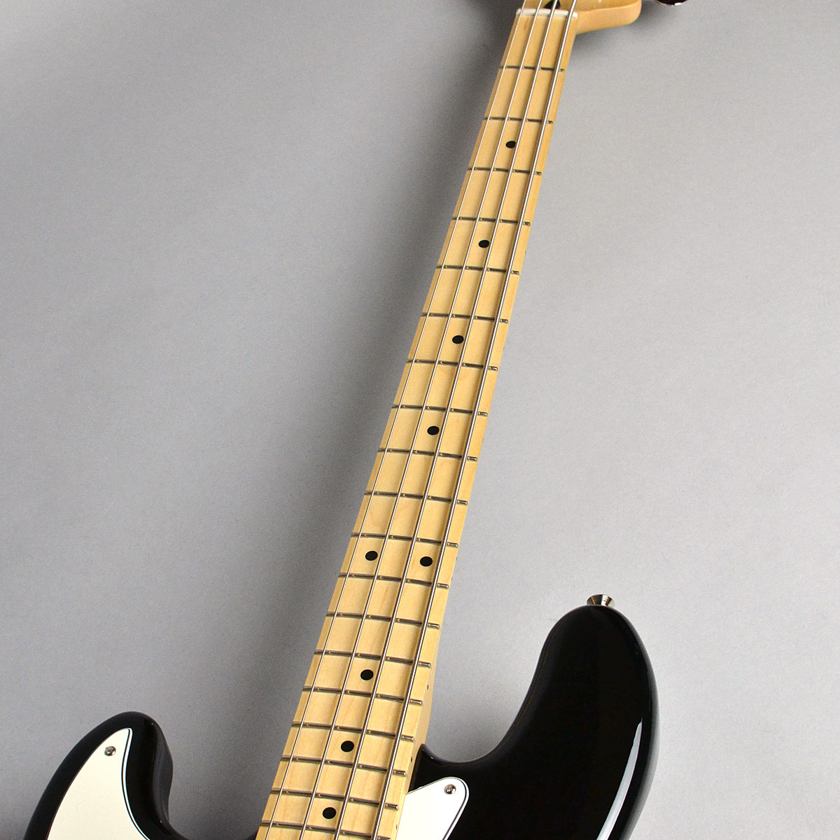 USED Player Series Jazz Bass Left Handed / Blackの指板画像