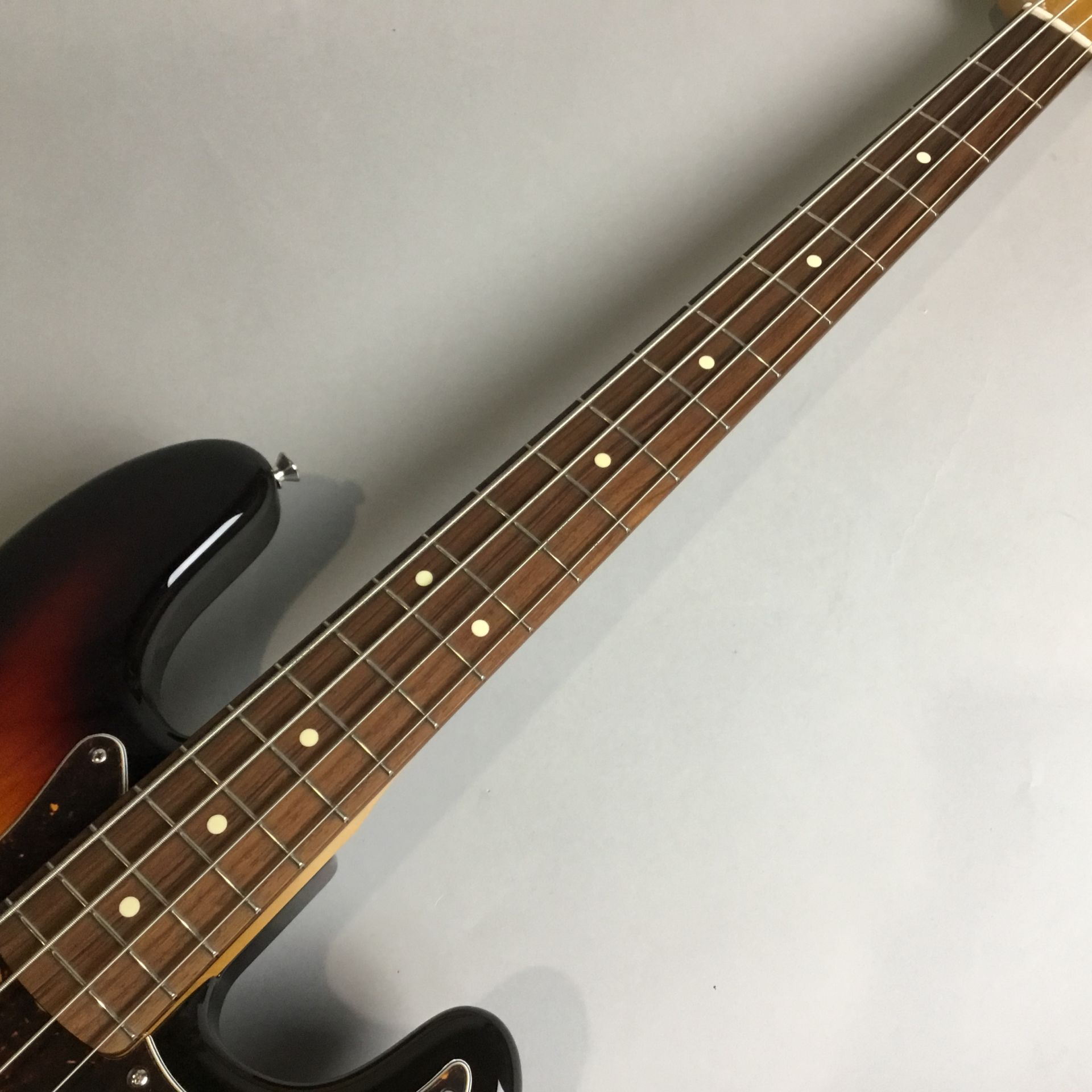 Japan Exclusive Classic 60s Precision Bassの指板画像