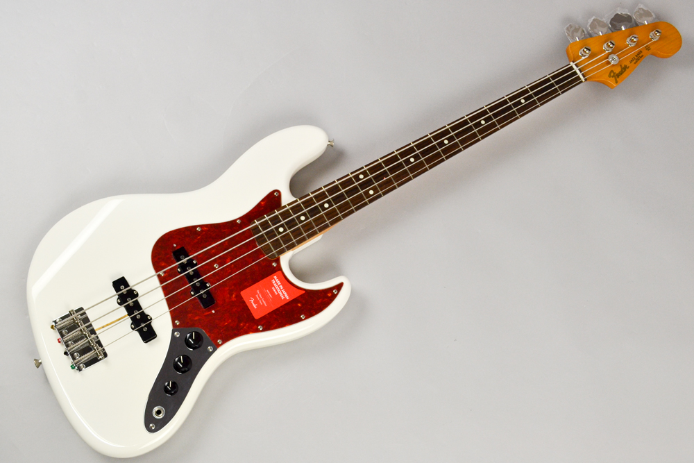 Made in Japan Traditional 60s Jazz Bass AWT