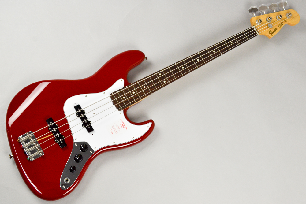 Made in Japan Hybrid 60s Jazz Bass TRR