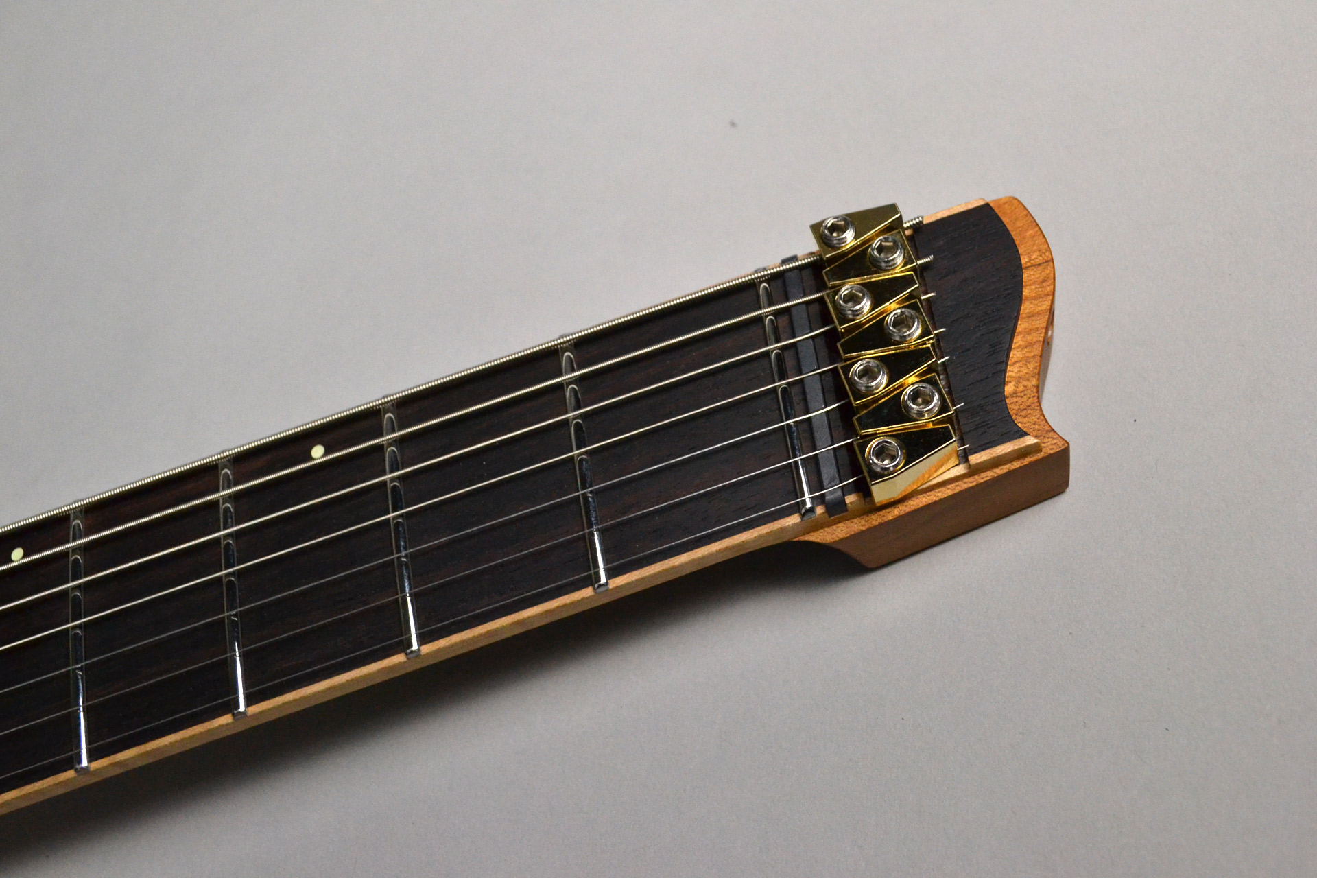 Boden J7 Standard Rosewood Roasted Maple Neckのヘッド画像