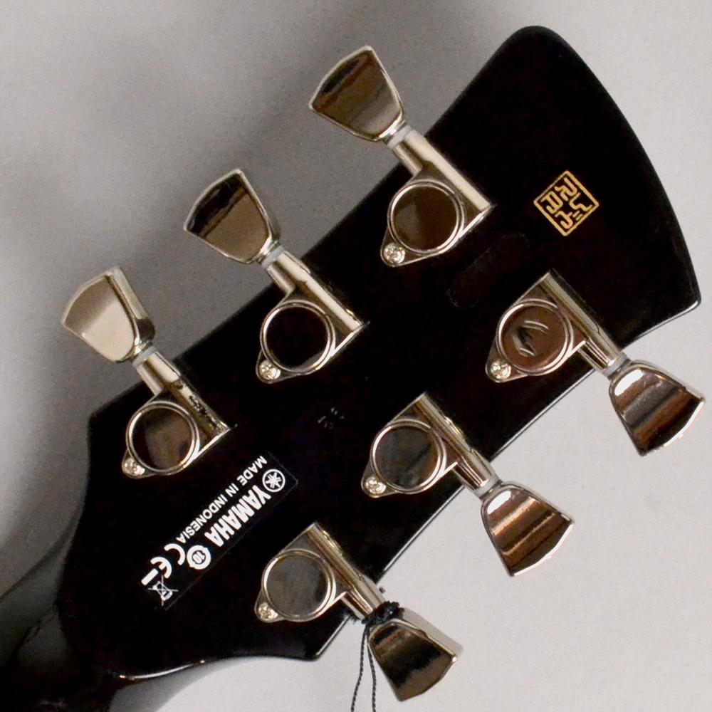 YAMAHA REVSTAR RS320 BST ( ブラックスティール )のヘッド裏-アップ画像