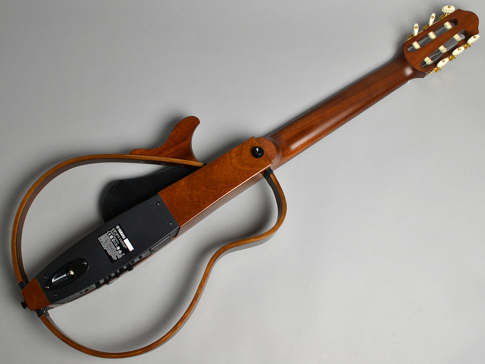 SLG200NW(サイレントギター)の全体画像(縦)