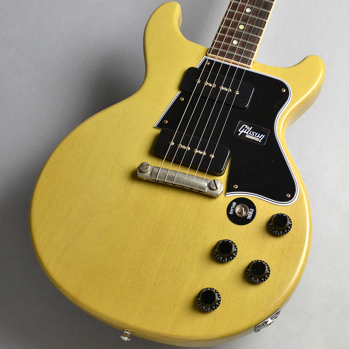 1960 Les Paul Special Double Cutaway VOSのボディトップ-アップ画像