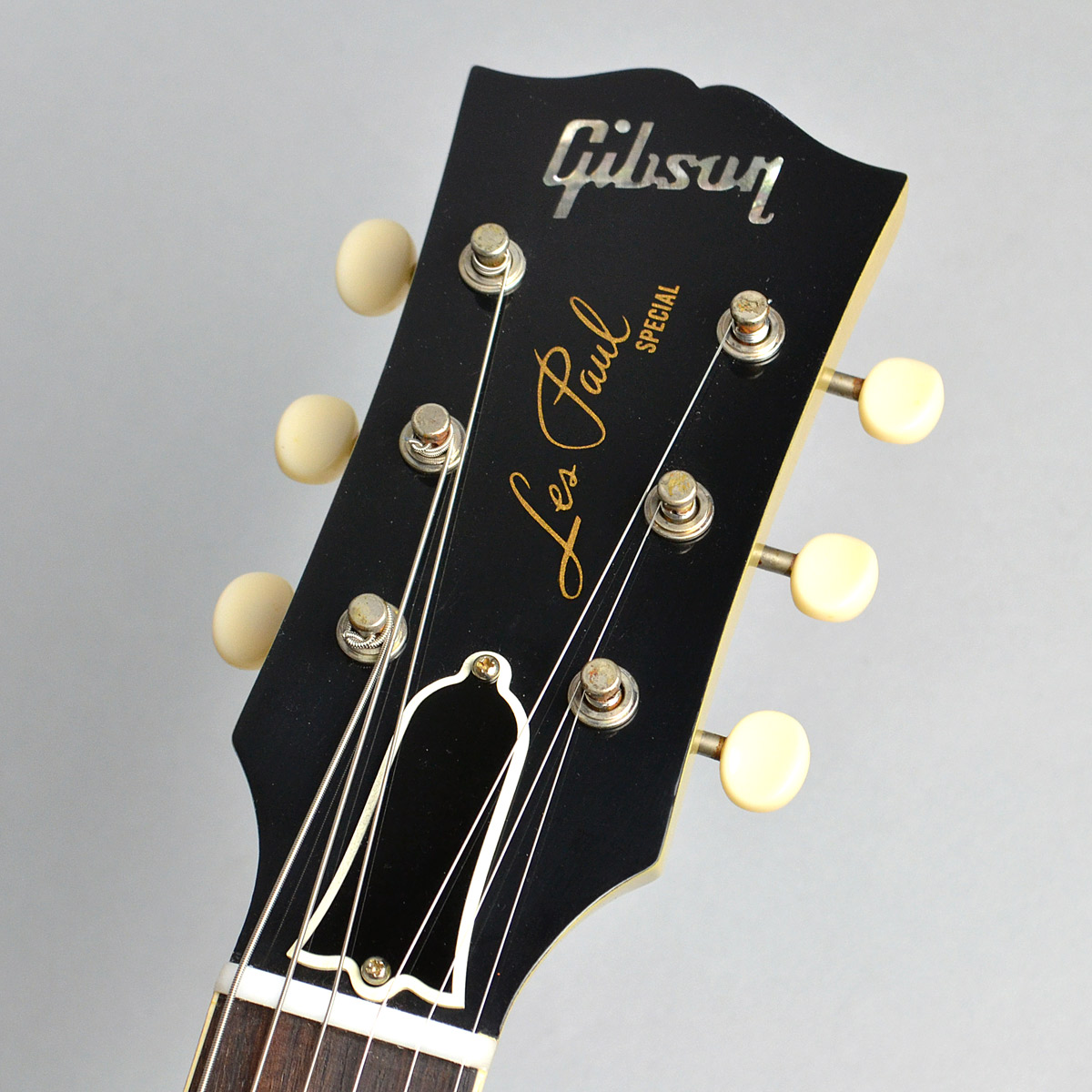 1960 Les Paul Special Double Cutaway VOSのヘッド画像