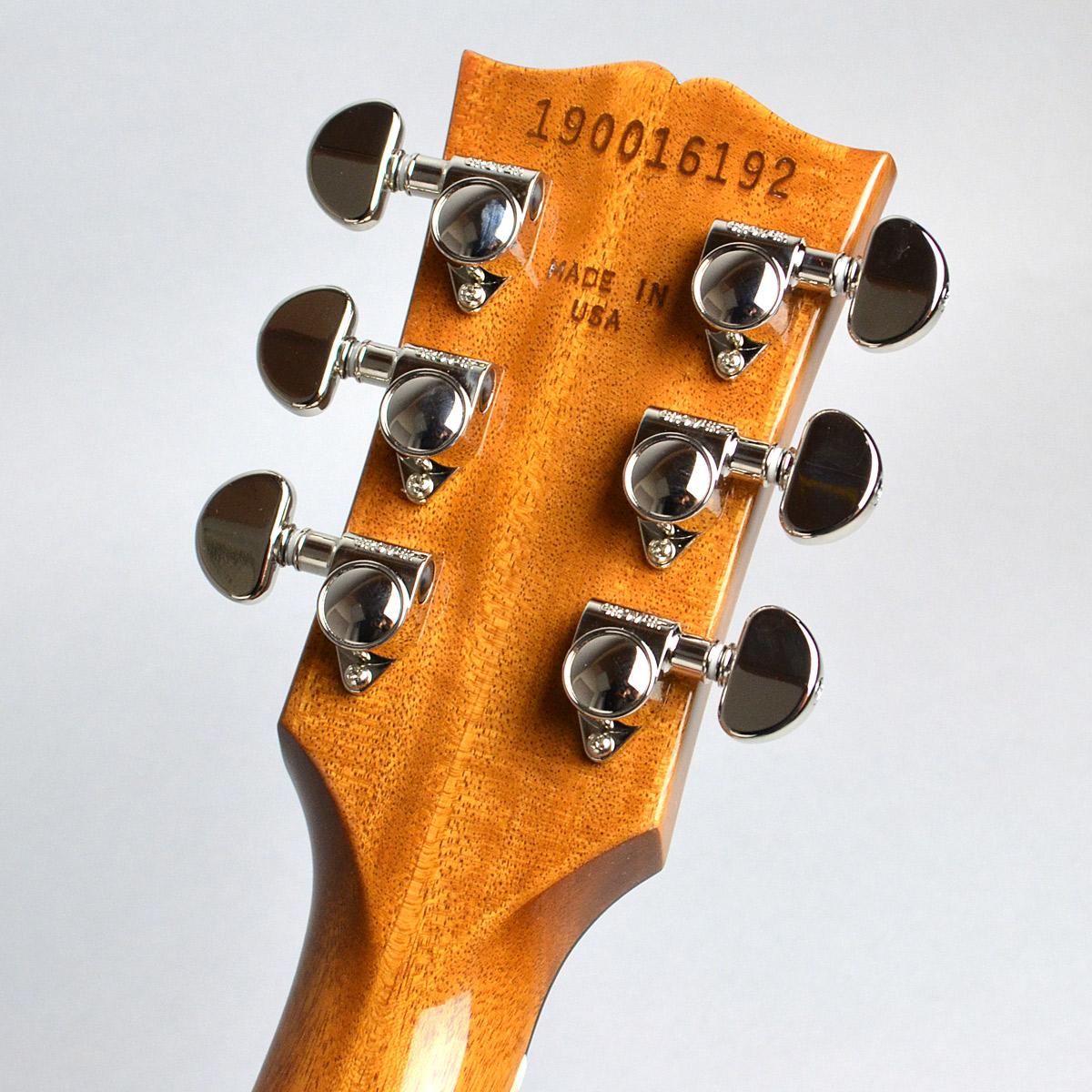 Les Paul Classic Lightのヘッド裏-アップ画像