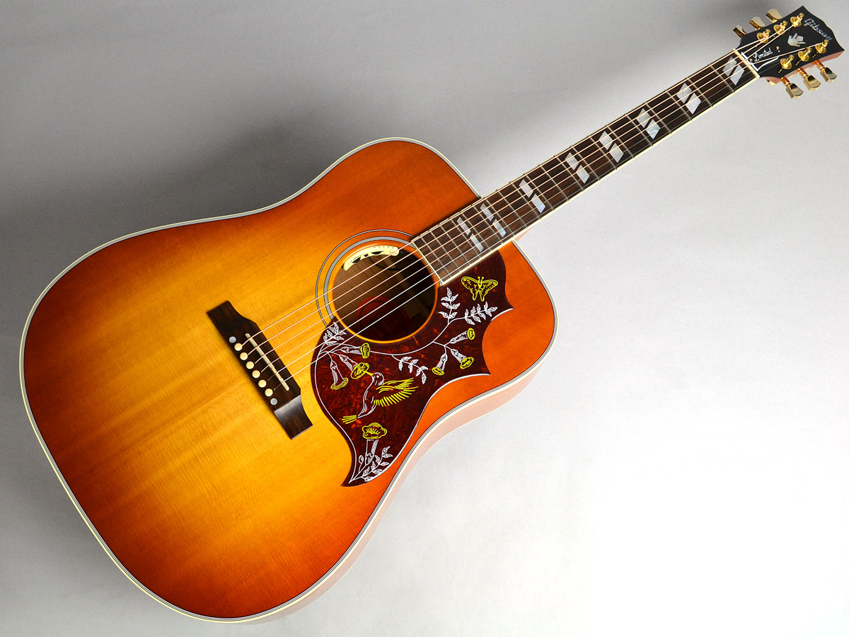 Hummingbird 2016 LimitedRun Figured Mahogany