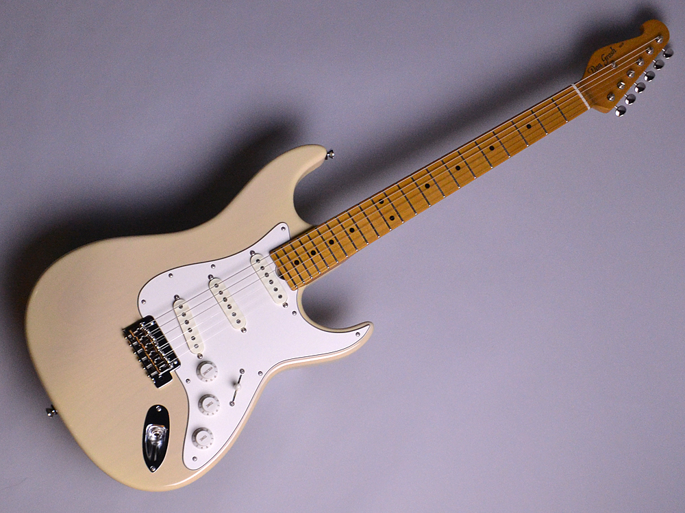 Retro Classic	-Reverse Headstock with Lefty tuners- MK Blonde (MKB) 【S/N:#3686】