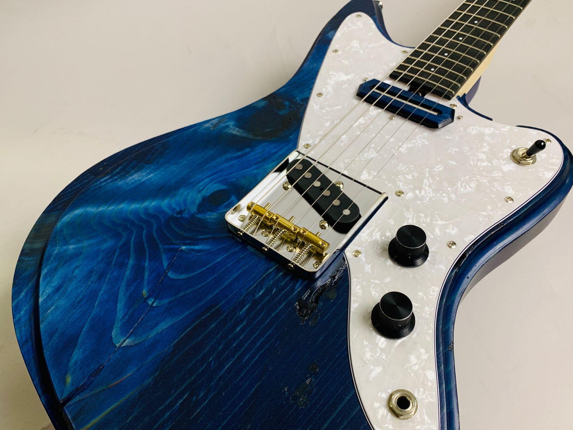 JRP/SB-I-MF'18 限定20本楽器フェアモデル 赤松ボディのボディバック-アップ画像
