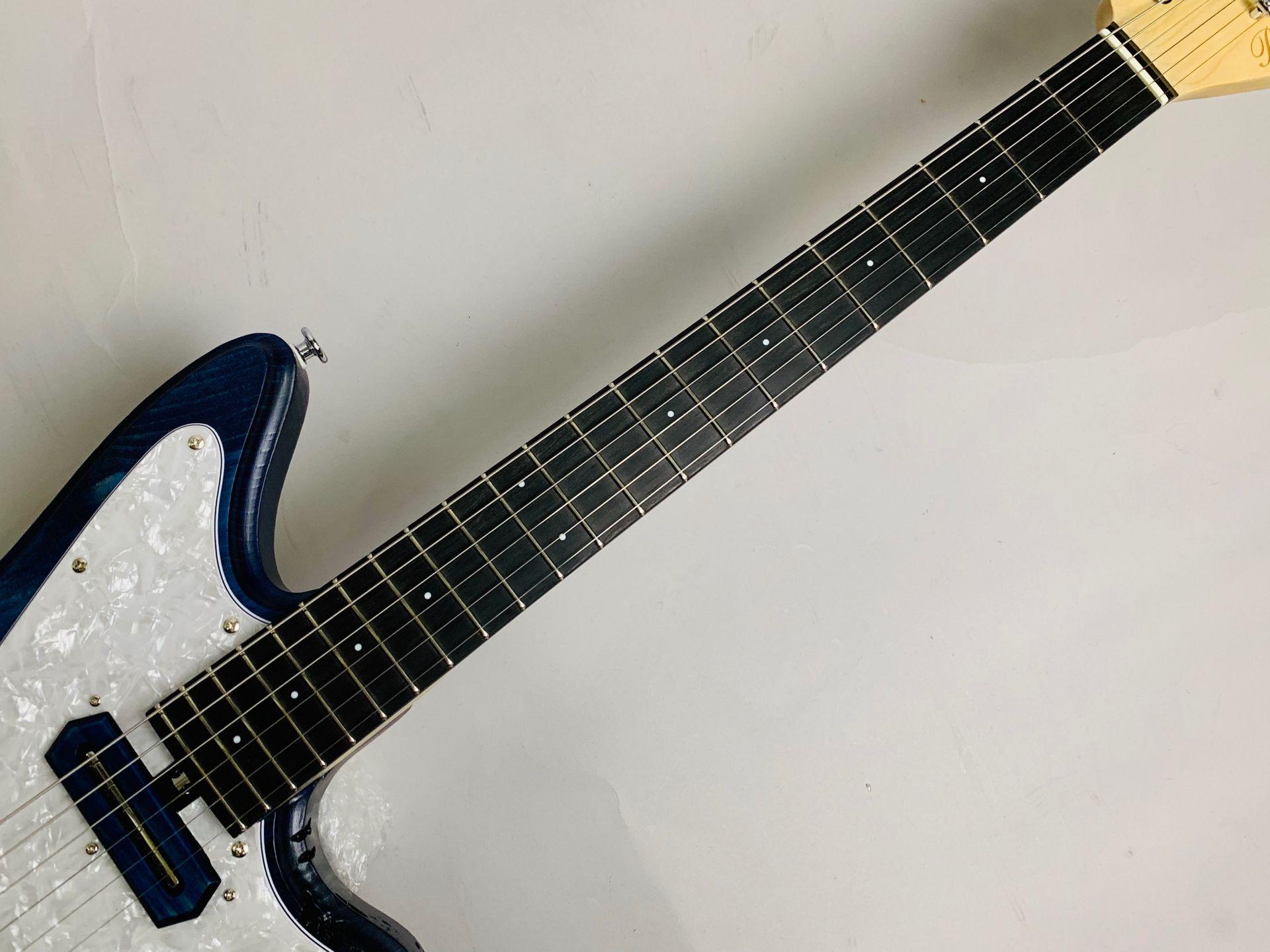 JRP/SB-I-MF'18 限定20本楽器フェアモデル 赤松ボディのヘッド画像
