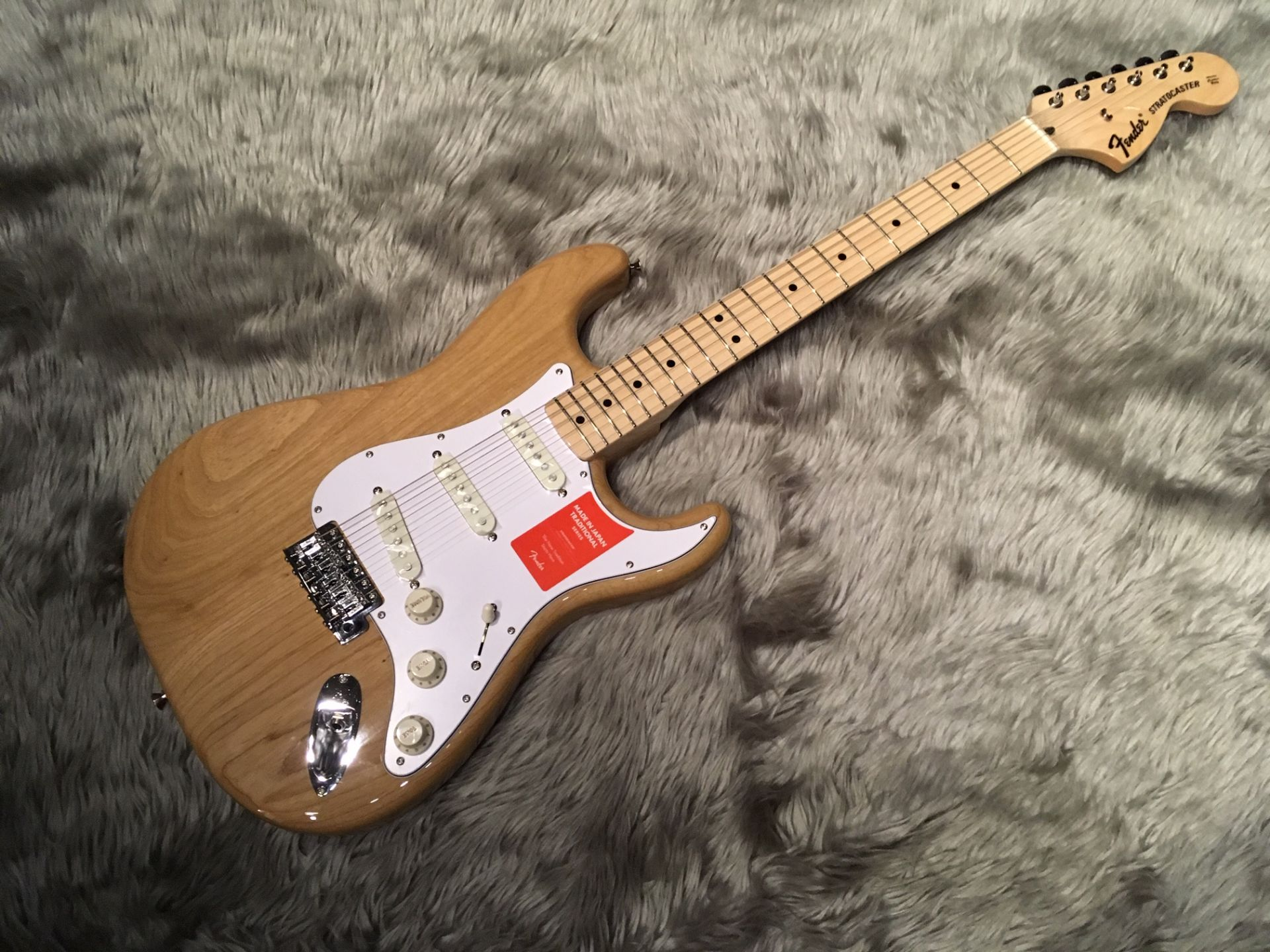 Fender  TRAD 70S STRAT ASH M 写真画像