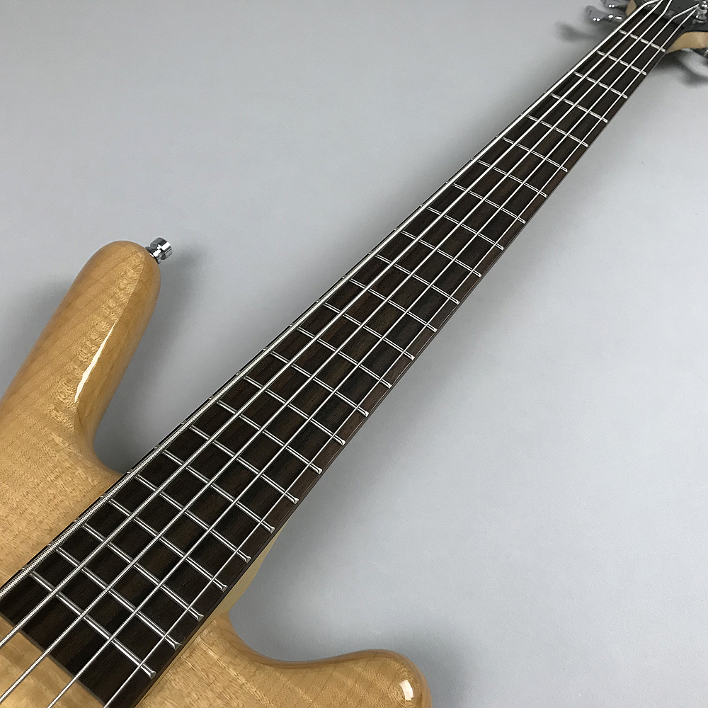 Rock Bass Corvette Premium 5の指板画像