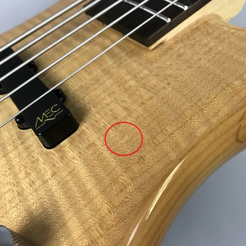Rock Bass Corvette Premium 5のケース・その他画像