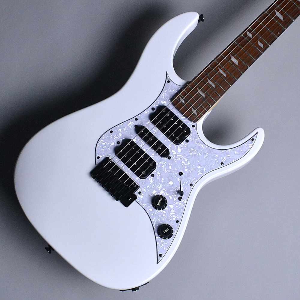 N6SS White (WH) Ninja 6 string Special Series 【S/N:115793】のボディトップ-アップ画像