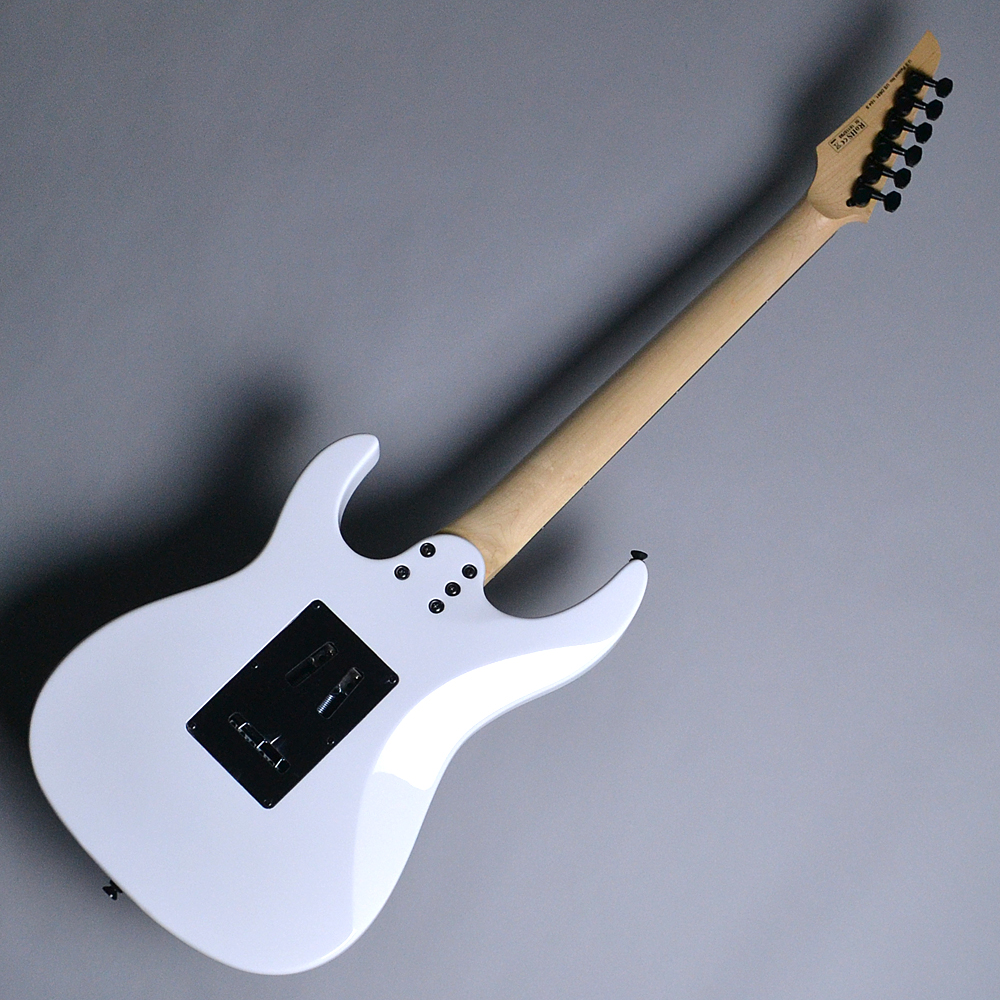 N6SS White (WH) Ninja 6 string Special Series 【S/N:115793】のヘッド裏-アップ画像