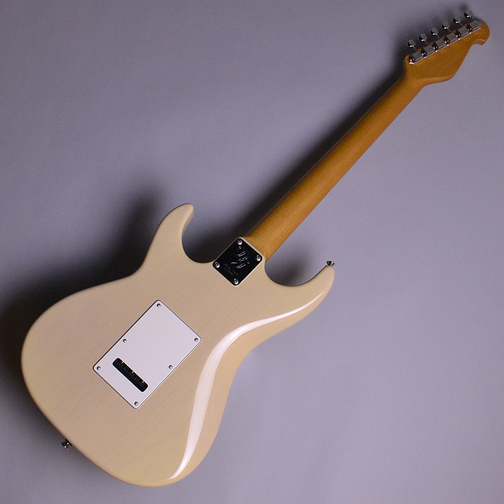 Retro Classic	-Reverse Headstock with Lefty tuners- MK Blonde (MKB) 【S/N:#3686】のヘッド裏-アップ画像