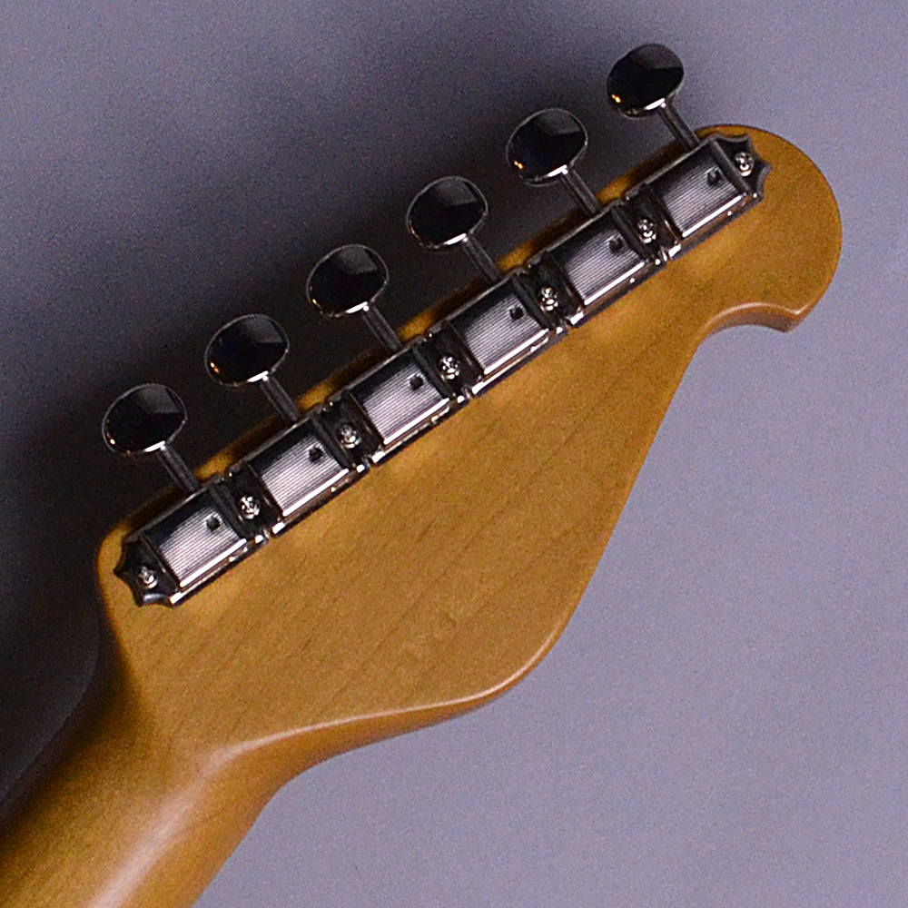 Retro Classic	-Reverse Headstock with Lefty tuners- MK Blonde (MKB) 【S/N:#3686】の指板画像