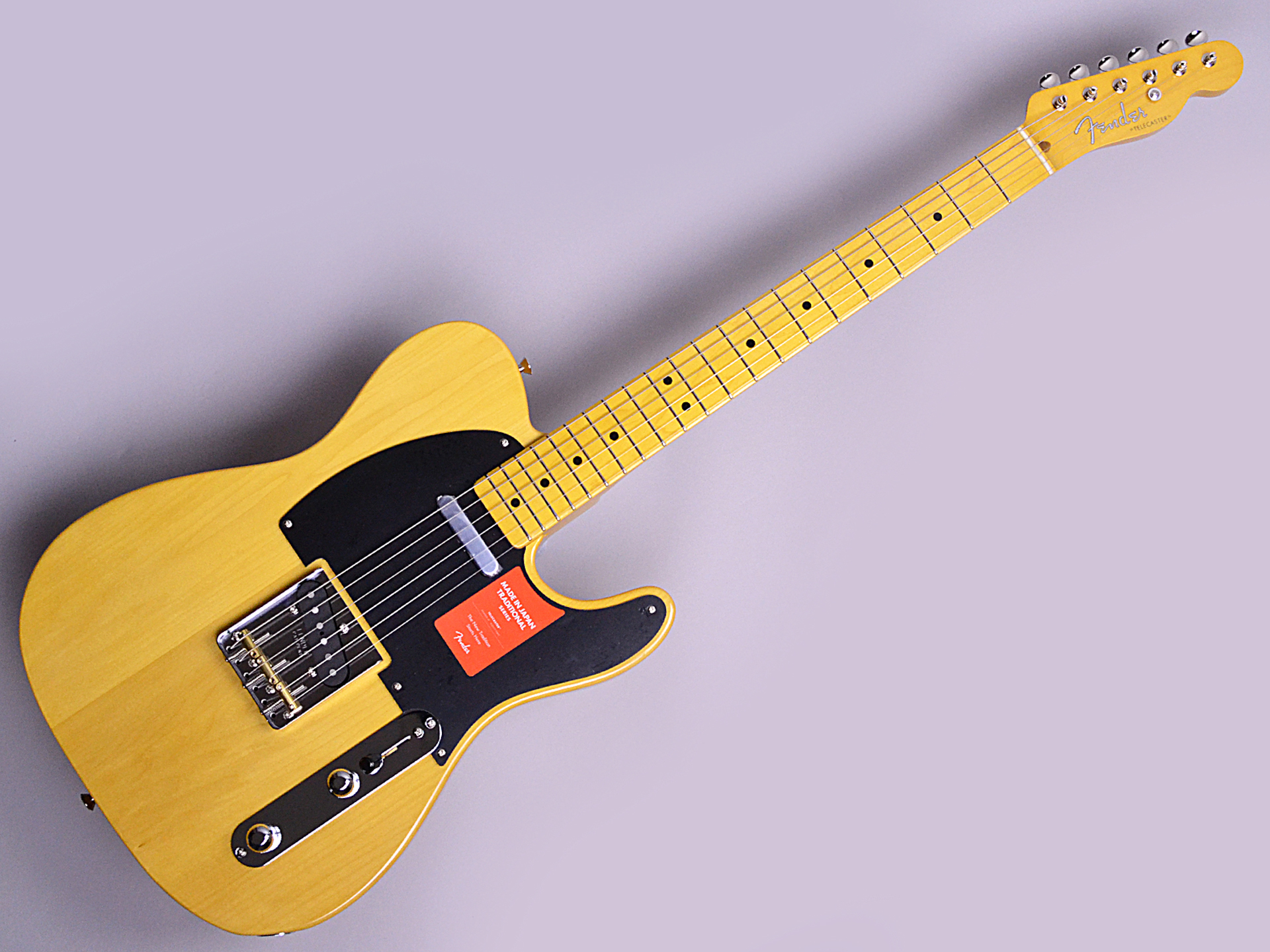 Made in JAPAN Traditional 50s Telecaster