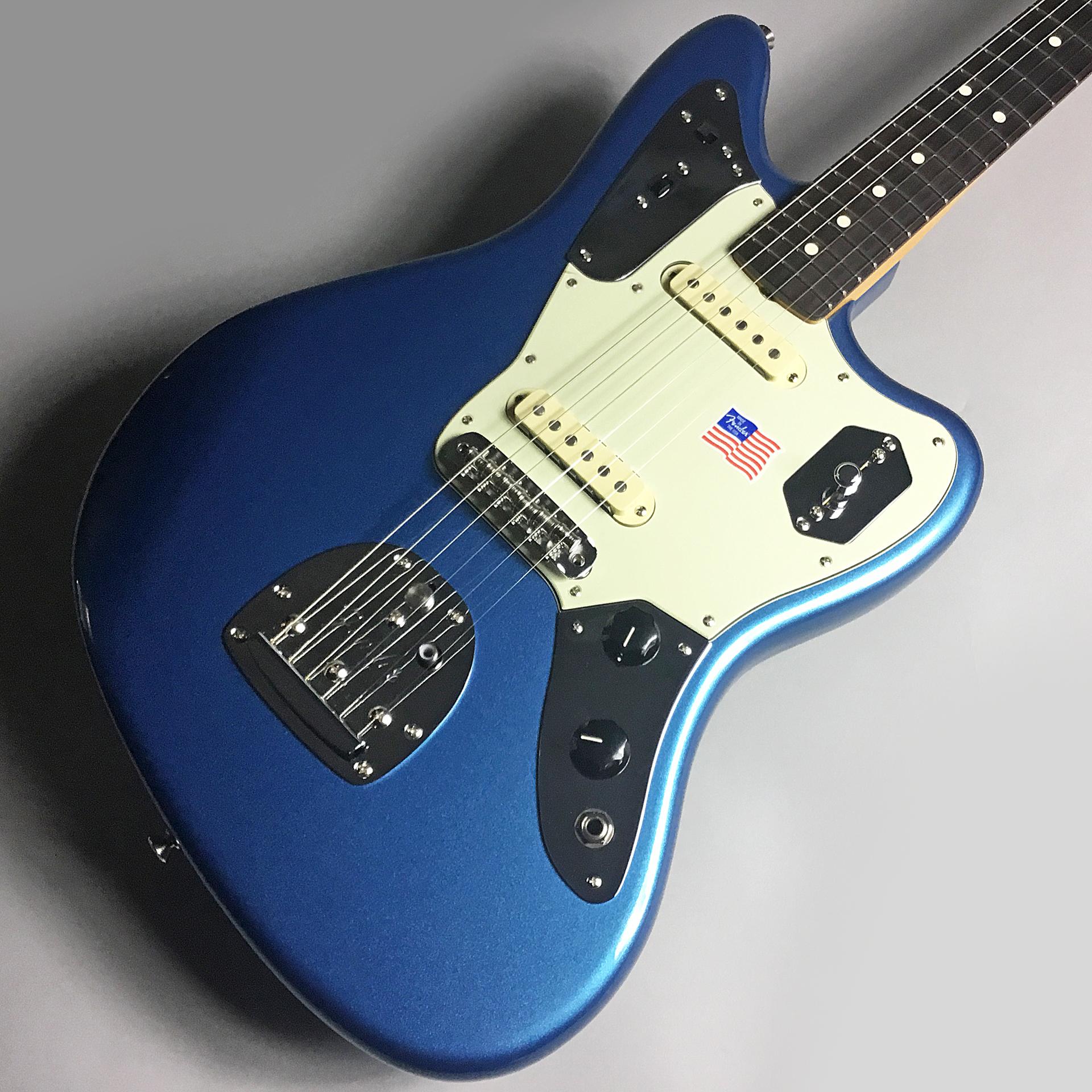 Johnny Marr Jaguarのボディトップ-アップ画像
