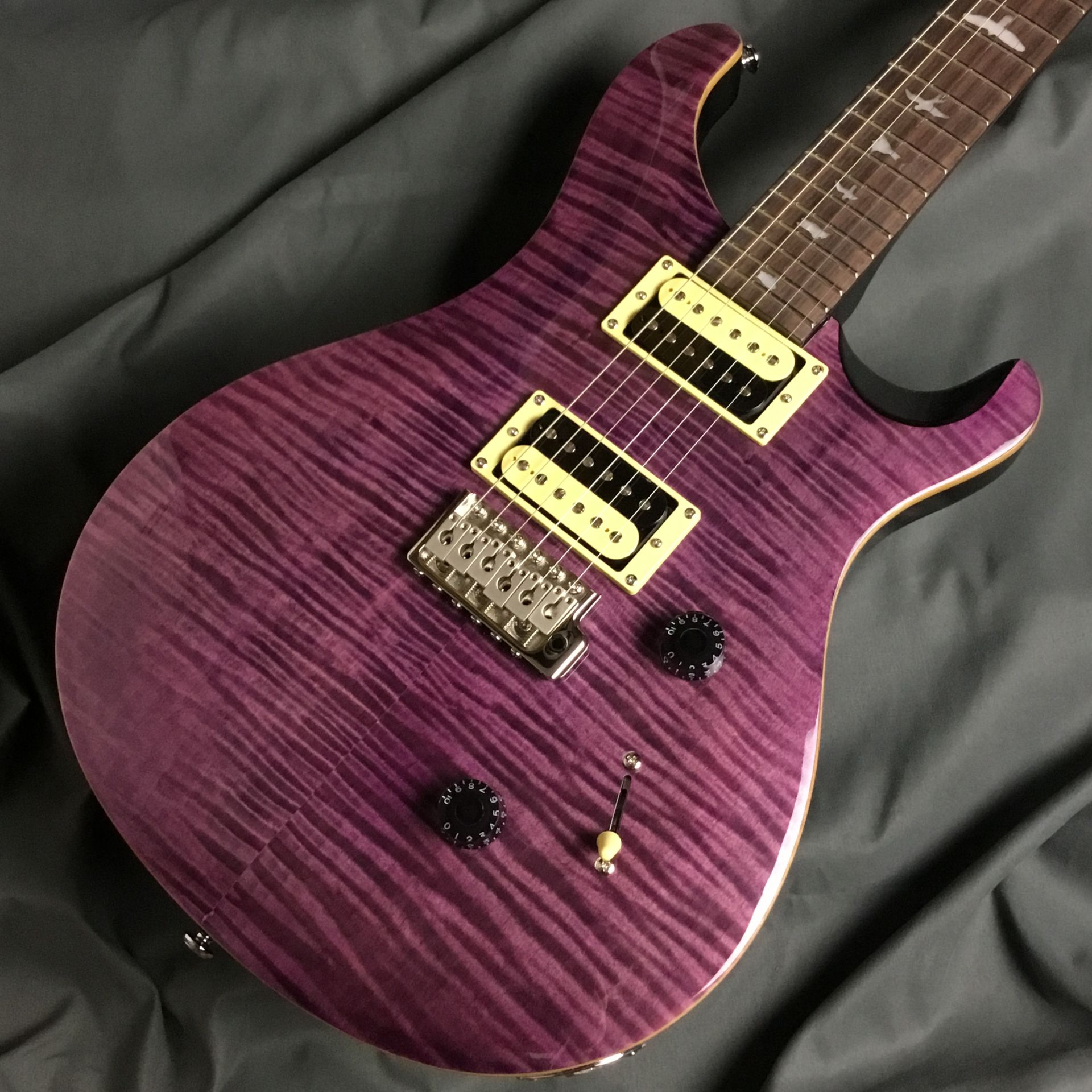 Paul Reed Smith(PRS)  SE Custom 24 Amethyst 写真画像