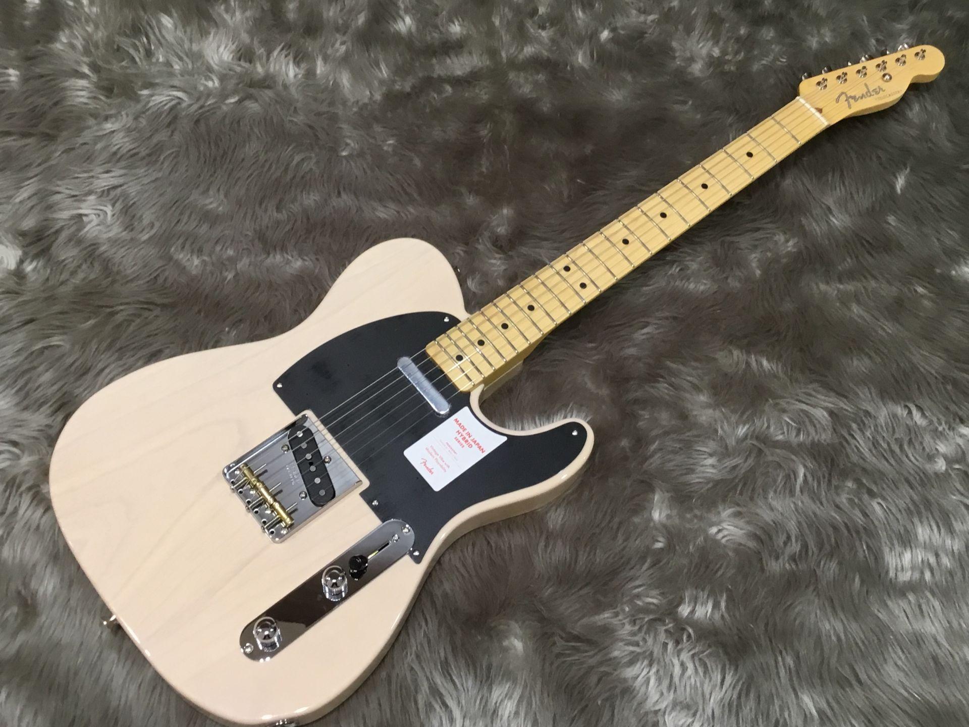 Fender  Hybrid 50s TELE/M 写真画像