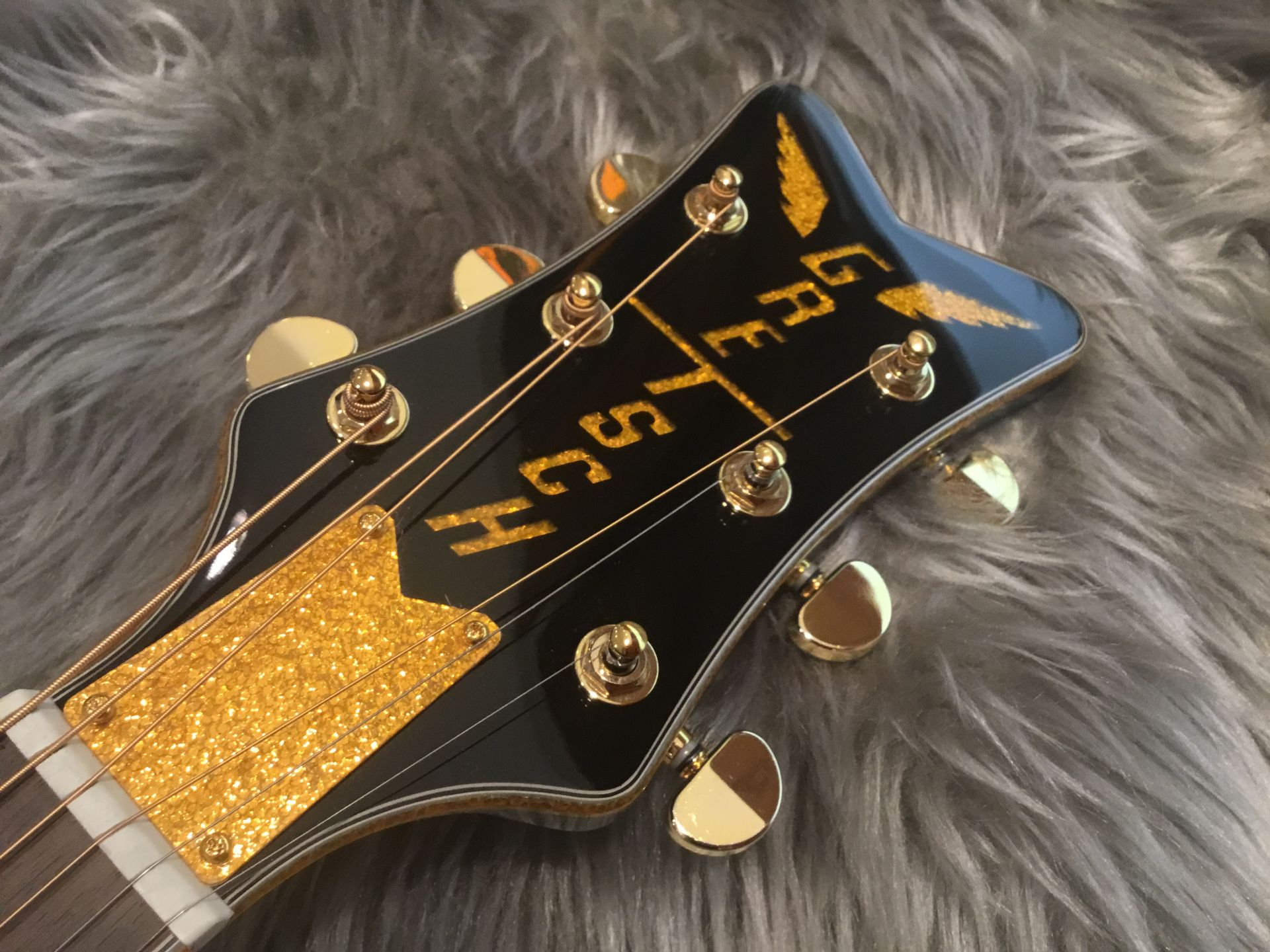 G5022CBFEFALCONのヘッド裏-アップ画像