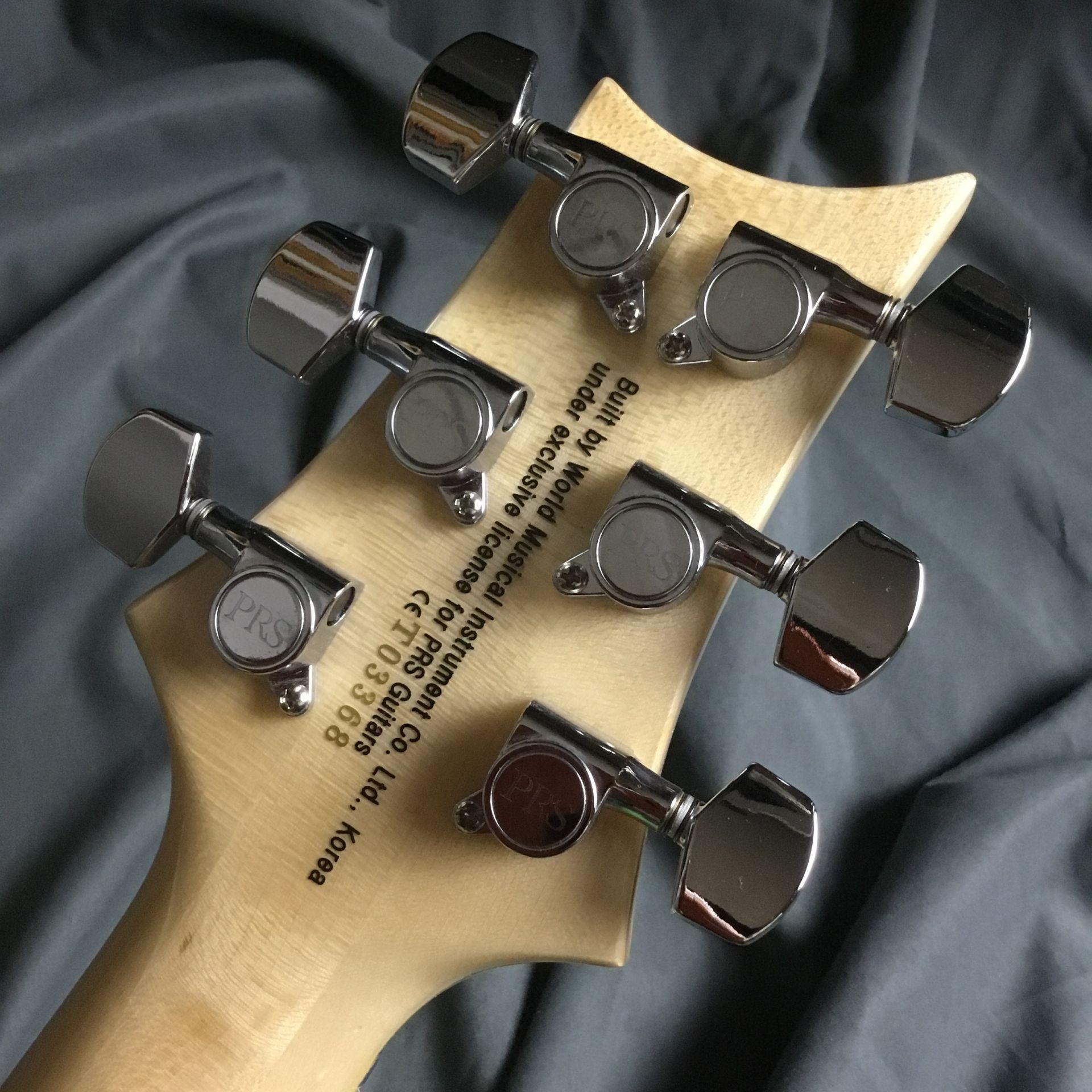 SE CUSTOM 24 QM LTD  Blue Matteo 島村楽器オリジナルモデルのケース・その他画像