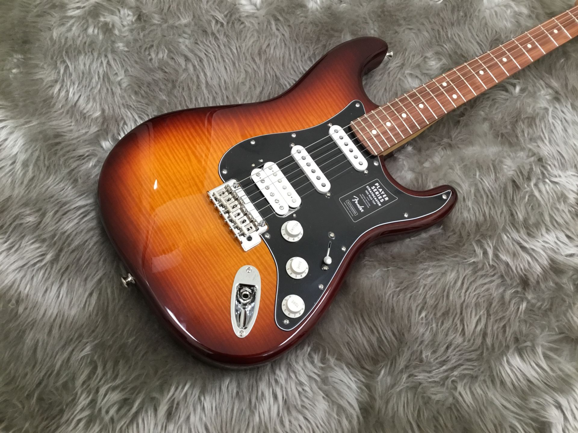 Fender  PLAYER ST HSS PT PF 写真画像