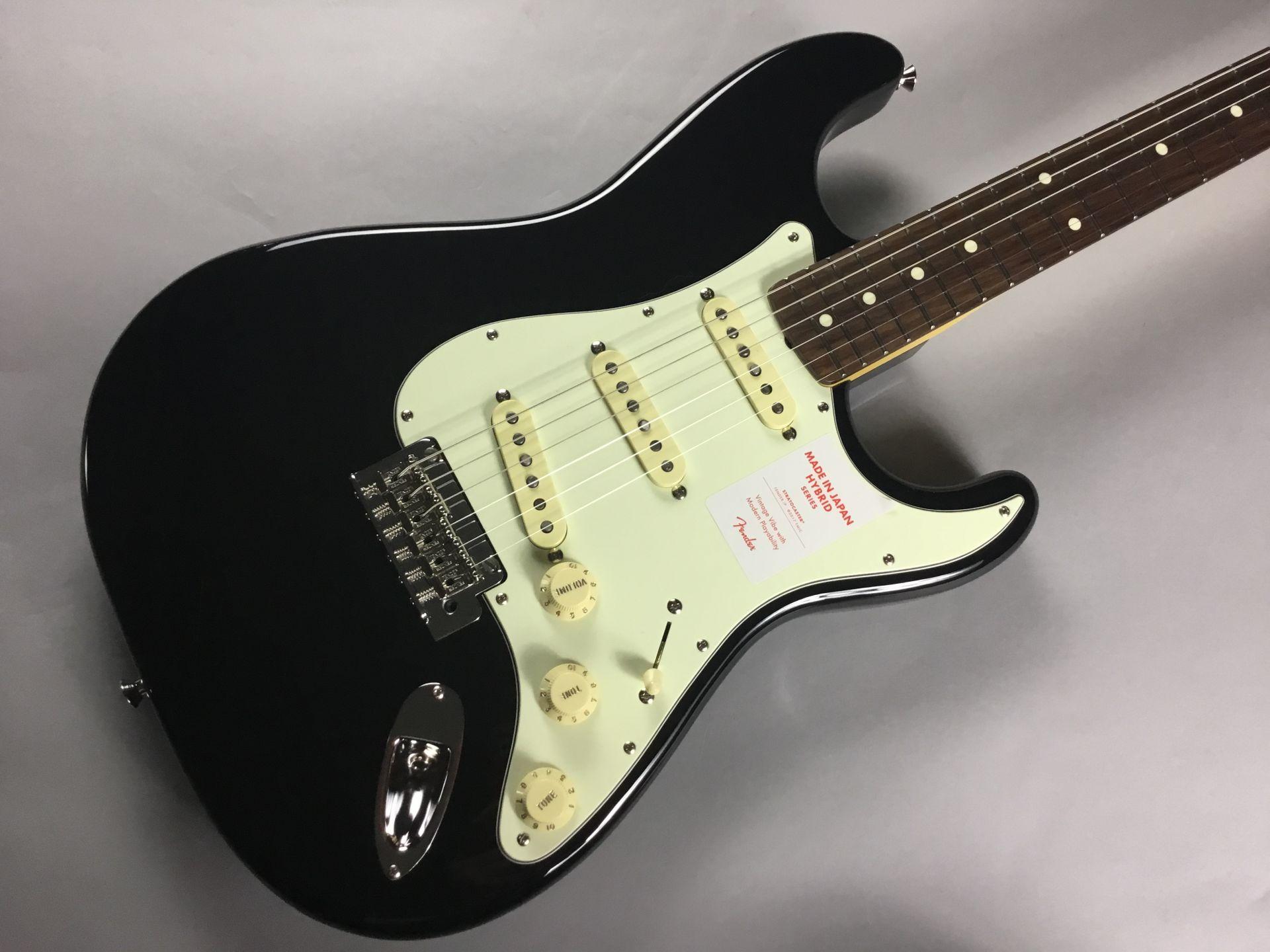 Fender Japan  Hybrid 60s Stratocaster 写真画像
