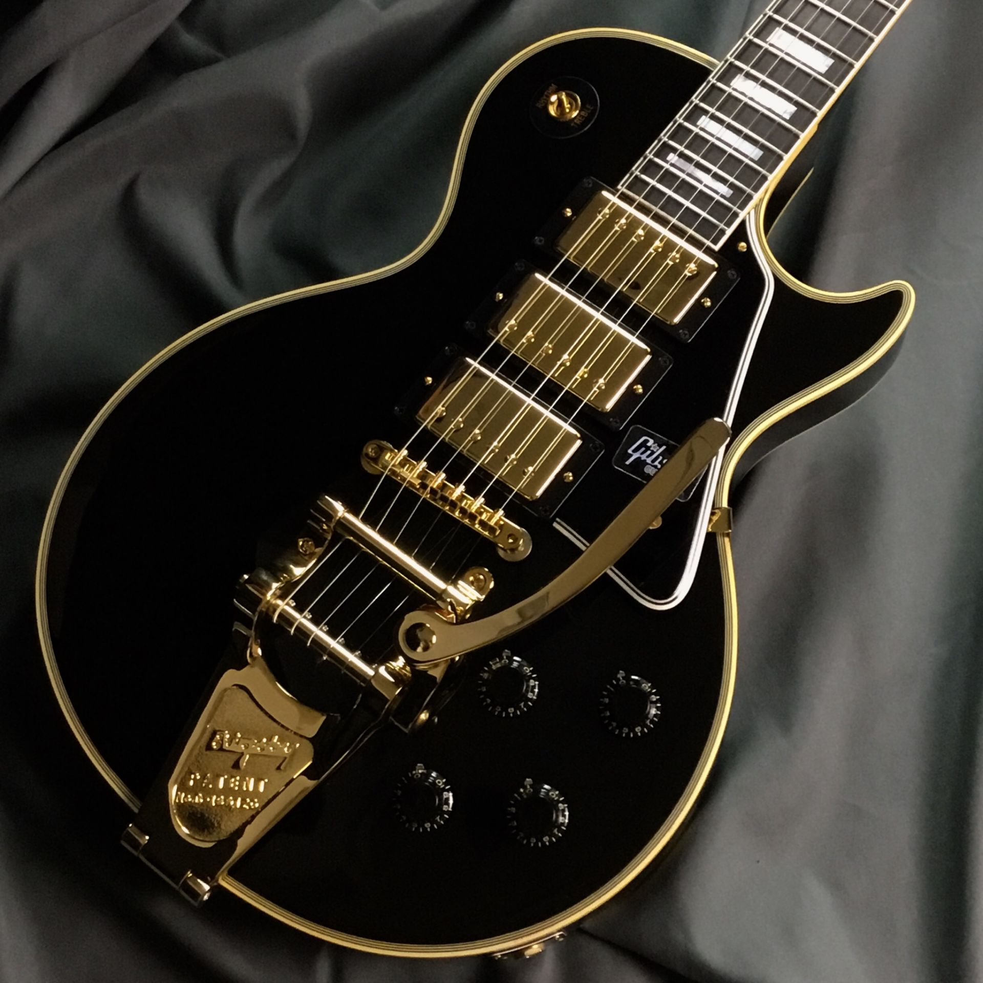 Gibson Custom Shop  1957 Les Paul Custom 3Picku... 写真画像