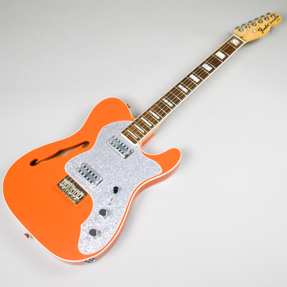 LIMITED EDITION TELE THINLINE SUPER DELUXEのボディトップ-アップ画像