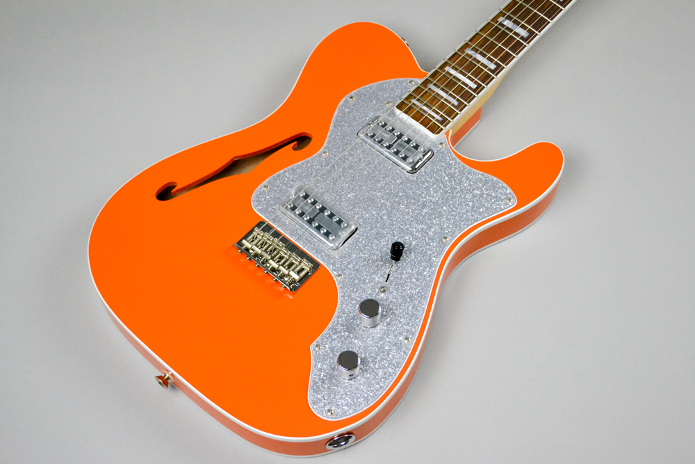LIMITED EDITION TELE THINLINE SUPER DELUXE