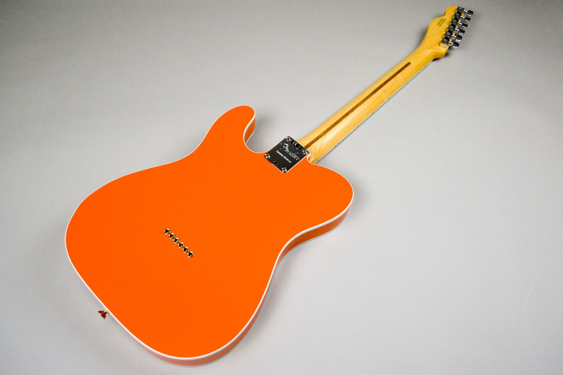 LIMITED EDITION TELE THINLINE SUPER DELUXEのヘッド画像