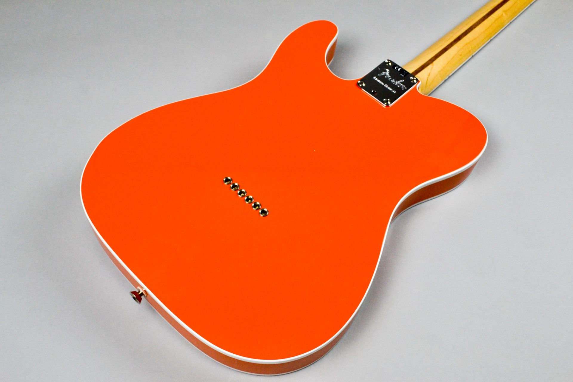 LIMITED EDITION TELE THINLINE SUPER DELUXEのボディバック-アップ画像