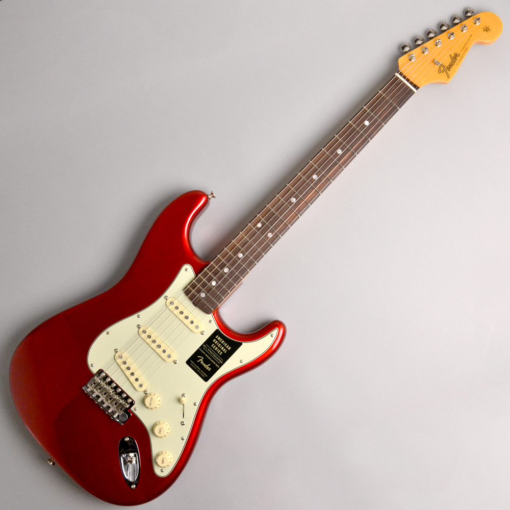 Fender  AMERICAN ORIGINAL '60S STRATOCASTER Can... 写真画像