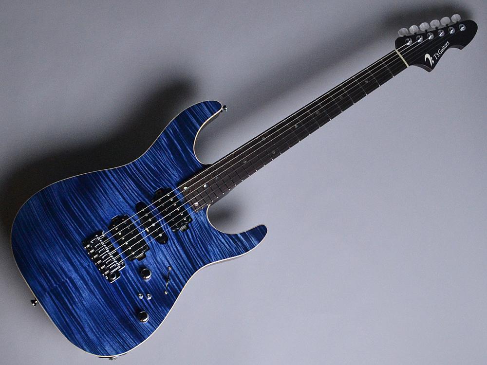T's Guitars DST24 Maho Custom Made Arctic Blue ... 写真画像