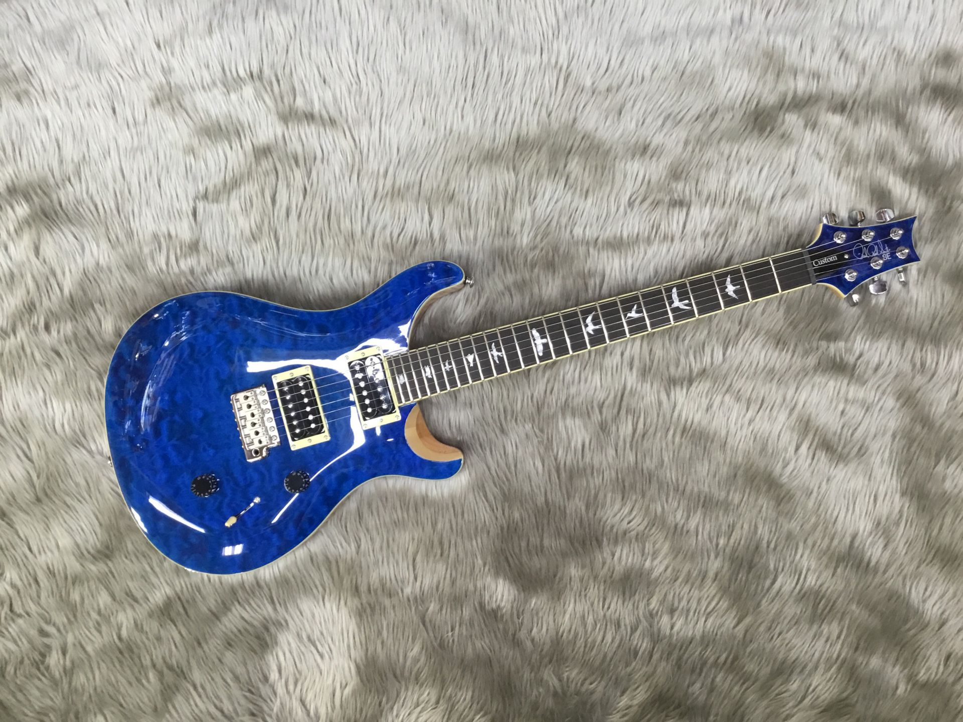 SE CUSTOM 24 QM LTD