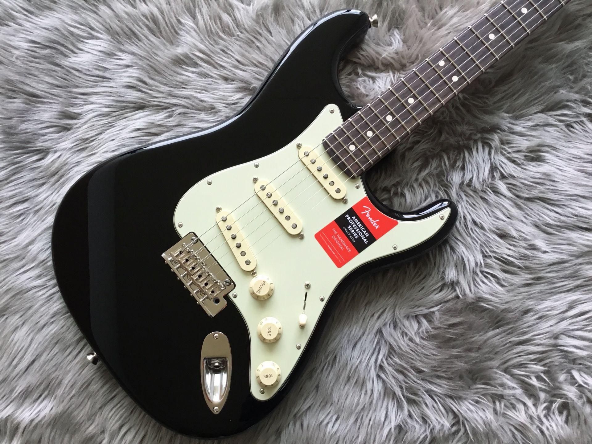 Fender  AMERICAN PROFESSIONAL STRATOCASTER® 写真画像