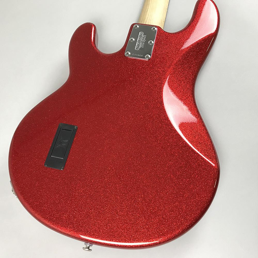 2014 LTD StingRay SR-4/Rosewood【Cardinal Red Sparkle】のヘッド画像