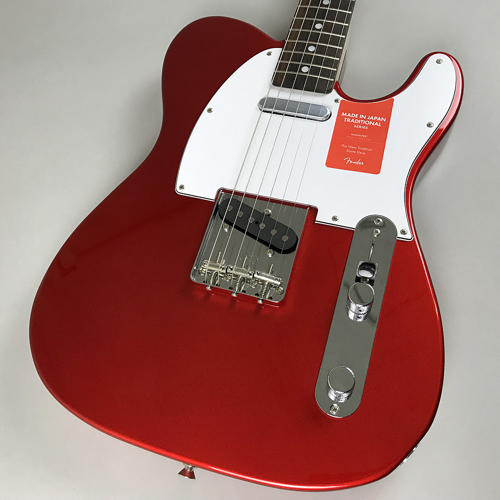 TRADITIONAL 70S TELECASTER® ASHのボディトップ-アップ画像
