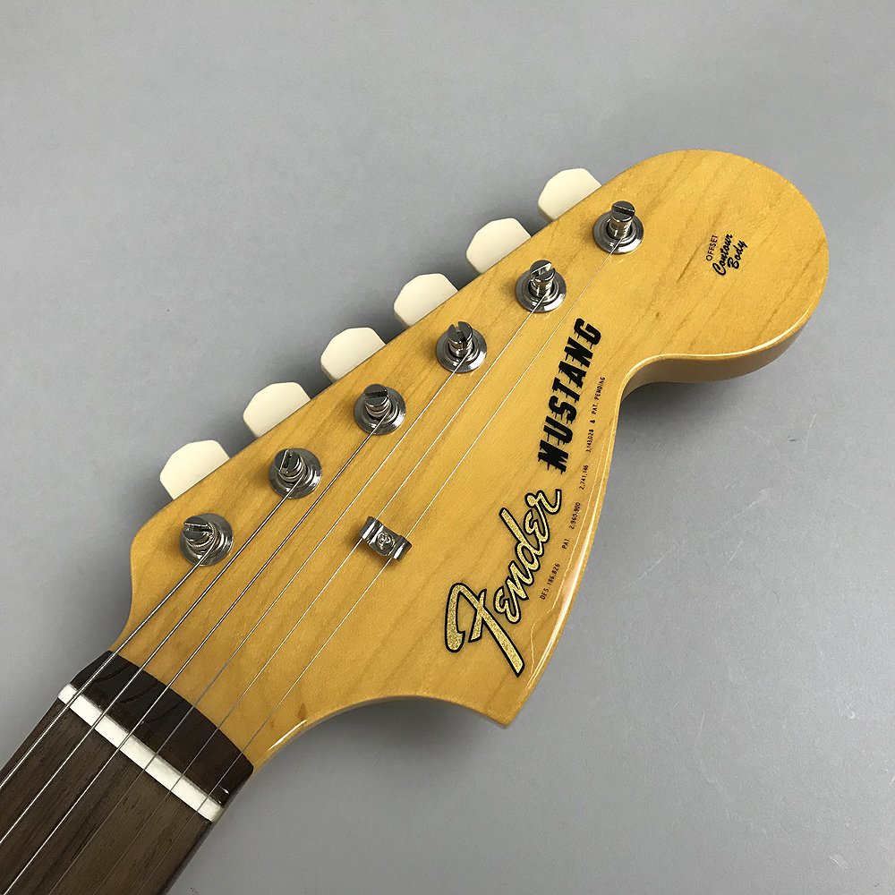TRADITIONAL 60S MUSTANG®のヘッド画像