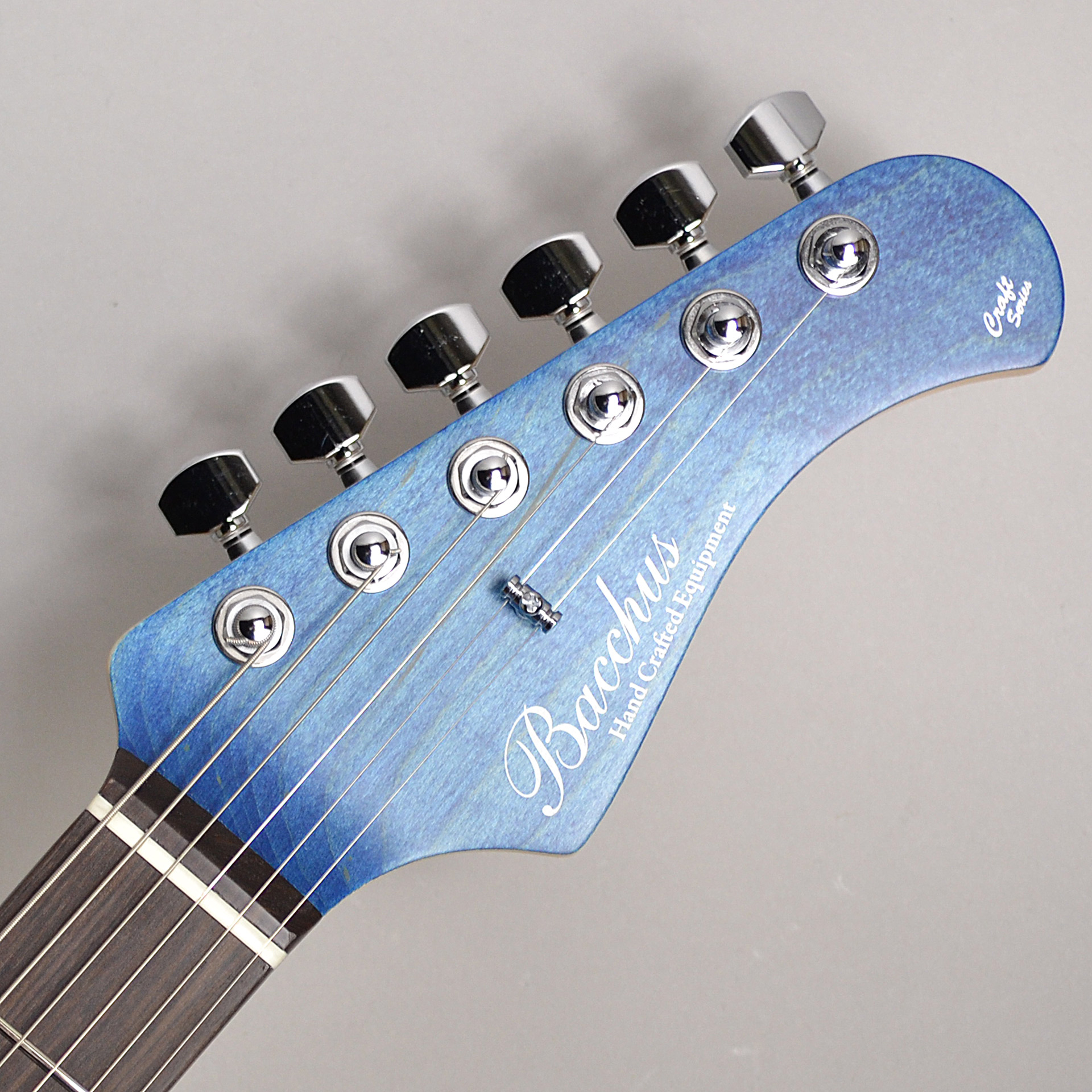 G-STUDIO-FM CUSTOM BlueOilのヘッド画像