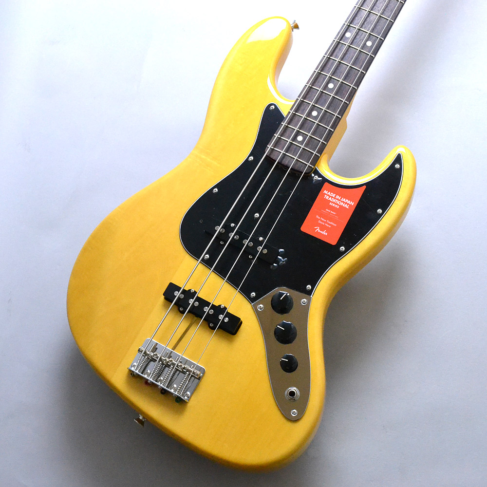 TRADITIONAL 60S JAZZ BASS