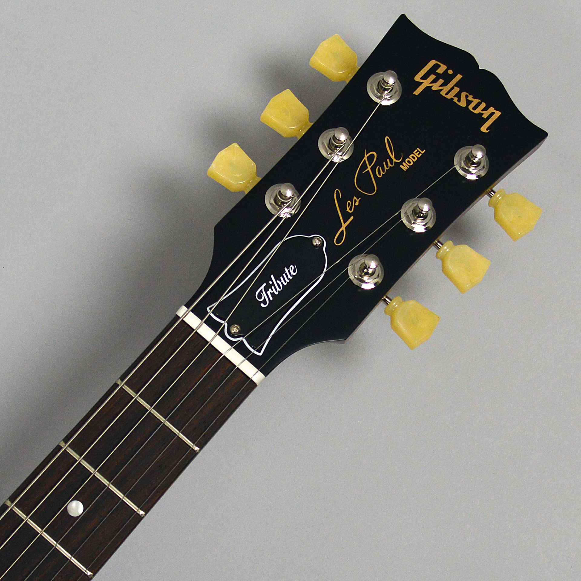 Limited Les Paul Tribute 2019 Wine Redのヘッド画像
