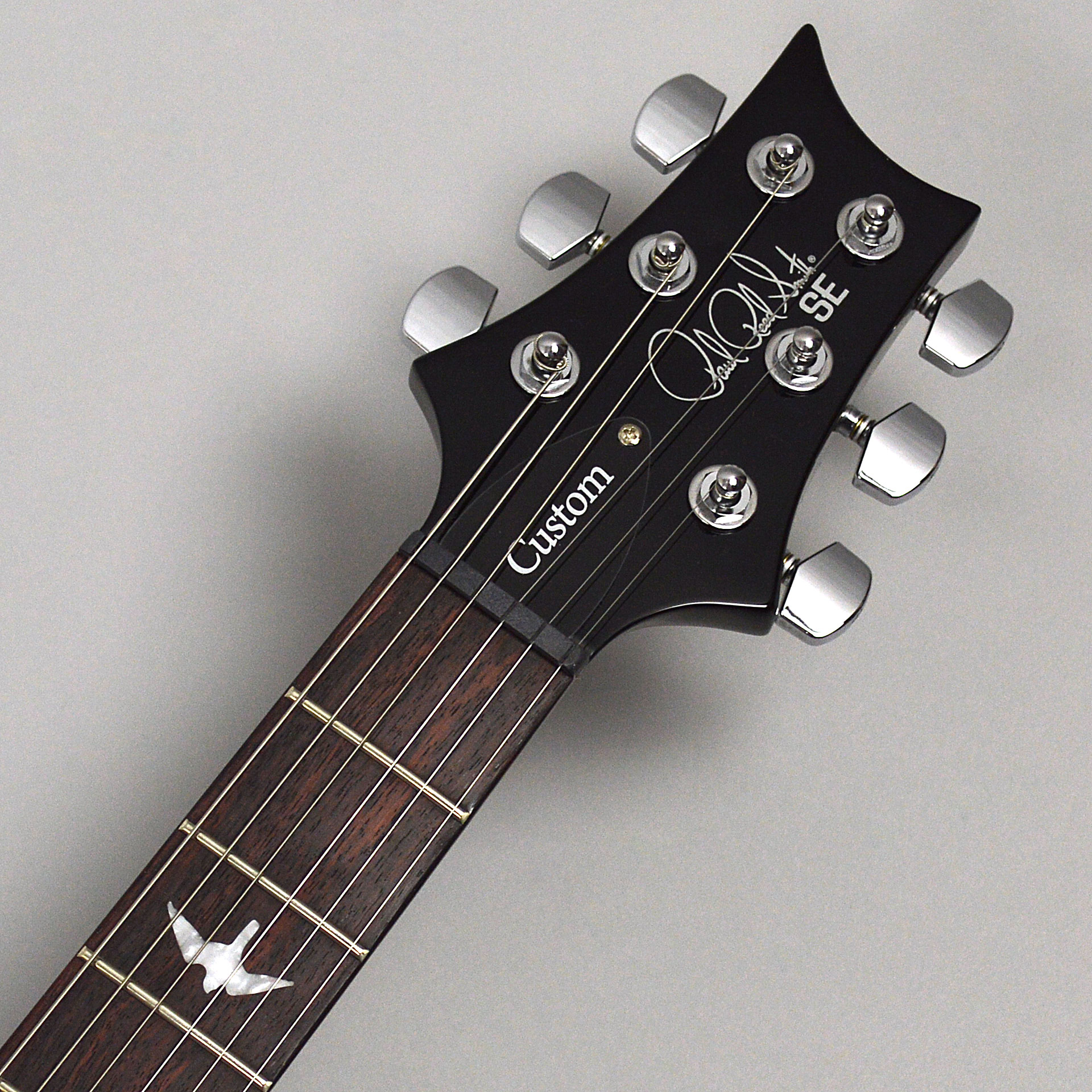 SE Custom 24 Gray Blackのヘッド画像