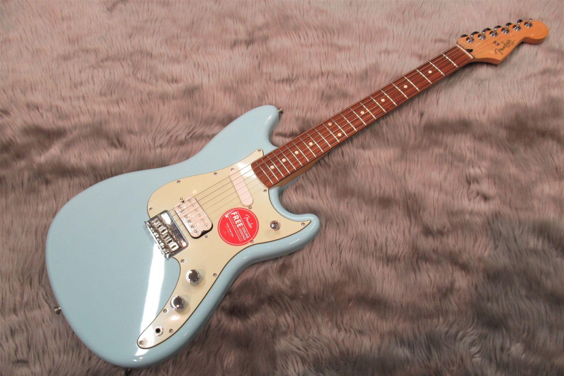 Fender  DUO SONIC HS PF 写真画像