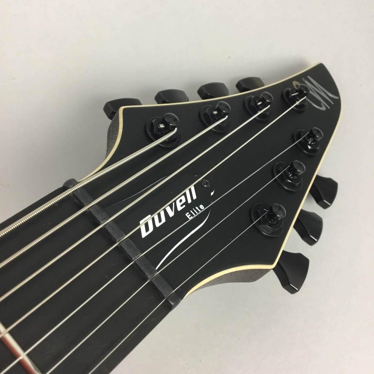 Duvell Elite 7 Customのヘッド画像