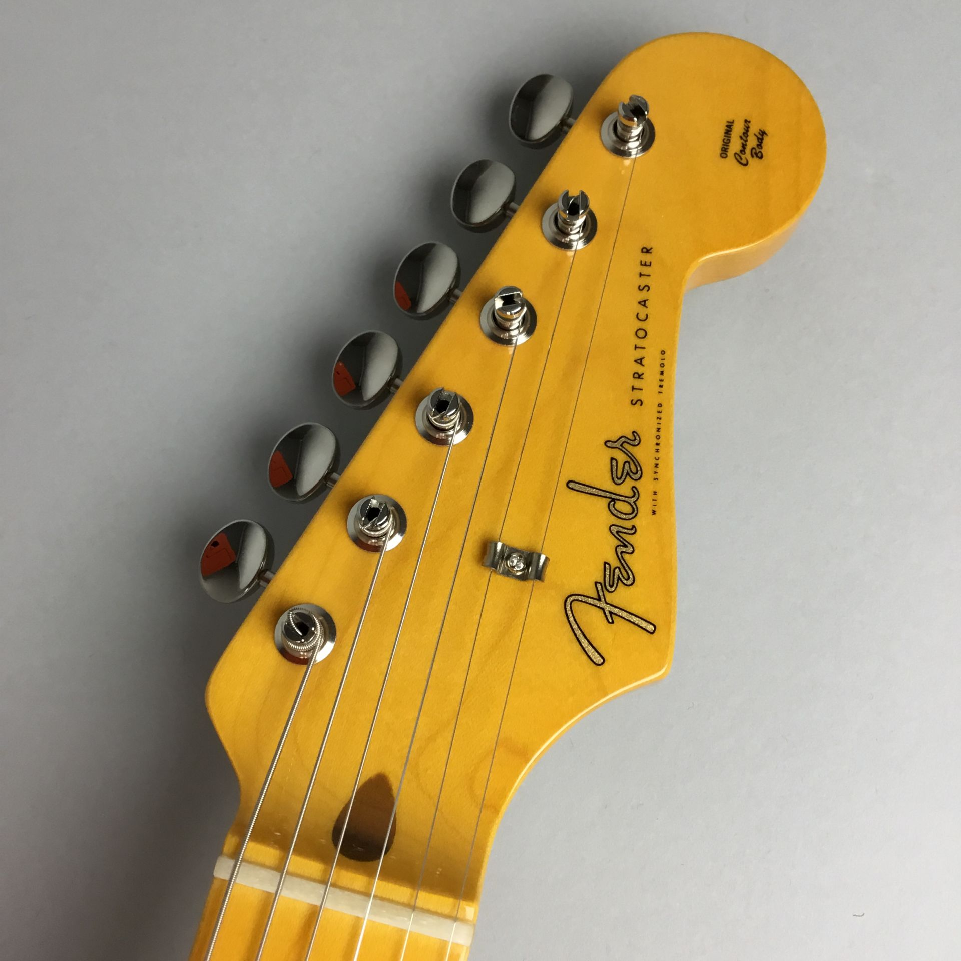 MADE IN JAPAN TRADITIONAL 58 STRATOCASTER®のヘッド画像